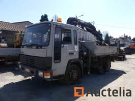 kipper vrachtwagen > 7.5 t Volvo FL6 4X2 110