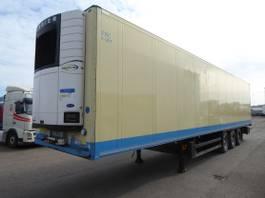 koel-vries oplegger Schmitz Cargobull Carrier Vector 1850, Doppelstock, 265 Hoch 2010