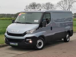 gesloten bestelwagen Iveco Daily 35 C 210 pk 3.0 ltr ac au 2015