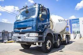 betonmixer vrachtwagen Renault Kerax 420 DCI 2006