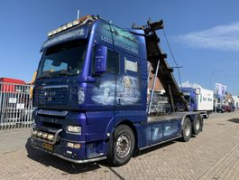 containersysteem vrachtwagen MAN TGA 28 .480 6X2-2  Containersysteem 2007