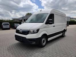 gesloten bestelwagen MAN TGE 3.140 4X2 FWD L3H3 2018