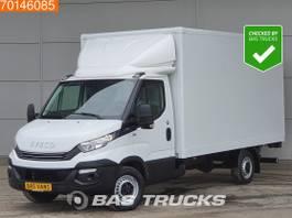 gesloten bestelwagen Iveco Daily 35 S16 Automaat Bakwagen Laadklep Airco Meubelbak A/C 2018