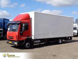 bakwagen vrachtwagen Iveco EuroCargo 120 120EL21 + Euro 6 + Lift 2013