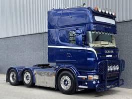 standaard trekker Scania R500 / Manual / Analoge tacho / OLD TACHO / 6x2 / 2005 / SHOWTRUCK 2005