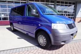 minivan - personenbus Volkswagen Transporter Kombi 2.5 TDI 131PK L2H1 2+2+2+3 ZITS Airco/Navi 2009