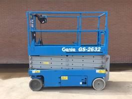 schaarhoogwerker wiel Genie gs2632 2006