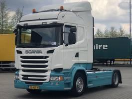 standaard trekker Scania R410 EURO 6 RETARDER 2016