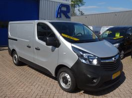 gesloten bestelwagen Opel Vivaro 1.6 CDTI L1H1 AIRCO NAVIGATIE CRUISE PDC 2015