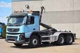 containersysteem vrachtwagen Volvo FMX 420 6X4 CONTAINER SYSTEEM- CONTAINER SISTEEM- CONTAINER HAAKSYSTEEM- SYSTEME CONTENEUR 2012