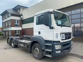 chassis cabine vrachtwagen MAN TGS 26 6x2 Euro5 2010