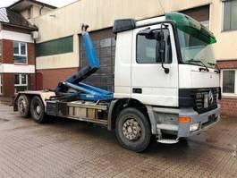 containersysteem vrachtwagen Mercedes-Benz Actros 2535 Meiller RK 20.70 2002