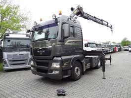 kraanwagen MAN TGX 28 6X2 mit HMF 2820 K4 2009