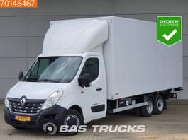 gesloten bestelwagen Renault Master 165PK 6X2 2900kg laden!! BE Combi 3500PLUS Trekker Oplegger 2018