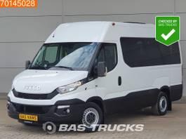minivan - personenbus Iveco Daily 35 S13 Automaat 10 Persoons Personenvervoer Camper A/C Cruise control 2016