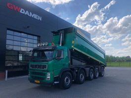kipper vrachtwagen > 7.5 t Terberg FM  2850-T 10x4 Euro 5 2008