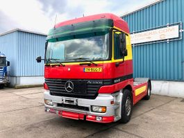 standaard trekker Mercedes-Benz Actros 1840 1840LS (EURO 2 / EPS WITH CLUTCH (3 PEDALS) / AIRCONDITIONING) 2000