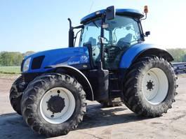 standaard tractor landbouw New Holland T6080 - Excellent Working Condition 2008