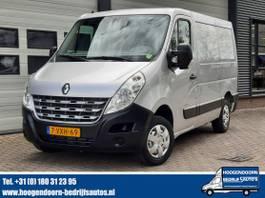 gesloten bestelwagen Renault Master 2.3 dCi 126pk Airco - Navi - 1ste EIGENAAR 2012