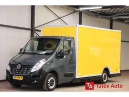 gesloten bestelwagen Renault Master 2.3 dCi LOWLINER Bakwagen VERKOOPWAGEN 2016