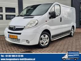 gesloten bestelwagen Opel Vivaro 2.0 CDTI Airco - Trekhaak - Dealer Onderhouden 2007