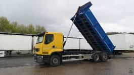 kipper vrachtwagen > 7.5 t Renault Premium Lander 460.26 6X2 EL 3M 2012