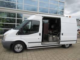 gesloten bestelwagen Ford Transit 2.2TDCi L2H2 + DIBO HD unit 18L/min 200BAR 2012