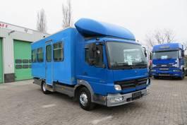bakwagen vrachtwagen Mercedes-Benz Atego 18  seats/Airco. 2005