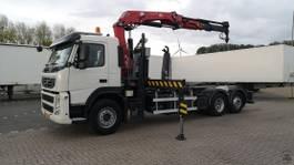kraanwagen Volvo FM 370 EEV 6X2 2012