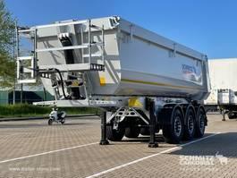 kipper oplegger Schmitz Cargobull Kipper Staal rond 29m³ 2021
