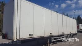 gesloten opbouw oplegger Schmitz Cargobull Semitrailer Dryfreight Foldable wall 2006
