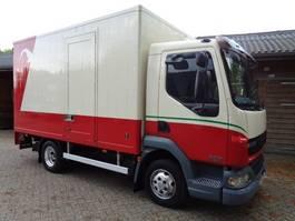 bakwagen vrachtwagen DAF LF  45-150 / Roetfilter / Manual / Bladgeveerd / GVW 7490 kg 2002
