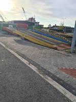 uitrusting overig Storax laadbrug 7 ton