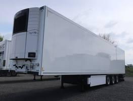 koel-vries oplegger Krone SDR 27 EL4-S Carrier Vector 2,70 m LDS Palettenkas 2014