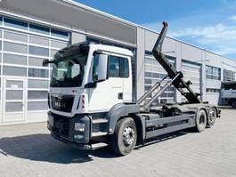 containersysteem vrachtwagen MAN TGS 26 6x2-4 LL TGS 26.400 6x2-4 LL, Lenk-/Liftachse 2016