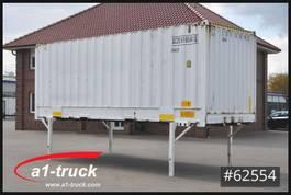 wissellaadbak container Krone WB 7,45, Container, stapelbar, Staplertasche 2005