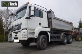 kipper vrachtwagen > 7.5 t MAN TGS 26 2013