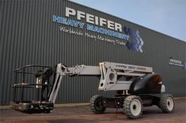 knikarmhoogwerker wiel Niftylift HR21 HYBRID 4X4 Bi Energy, 20.8 m Working Height, 2014