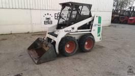 wiellader Bobcat 643