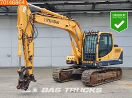 rupsgraafmachine Hyundai ROBEX140LC9 EPA/CE - ALL FUNCTIONS 2012