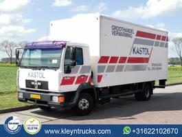 bakwagen vrachtwagen MAN L2000 12.220 manual full steel 2000