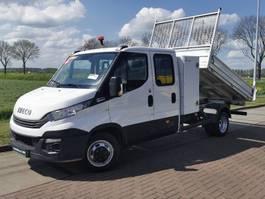 kipper bedrijfswagen Iveco Daily 35 C 14 kipper automaat! 2018
