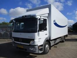 bakwagen vrachtwagen Mercedes-Benz MERCEDES ATEGO 1224 L BLUETEC EURO 5 2008
