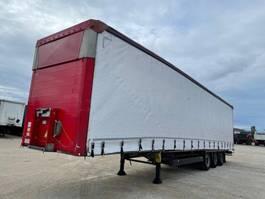 huifzeil aanhanger Schmitz Cargobull Semi reboque 2013
