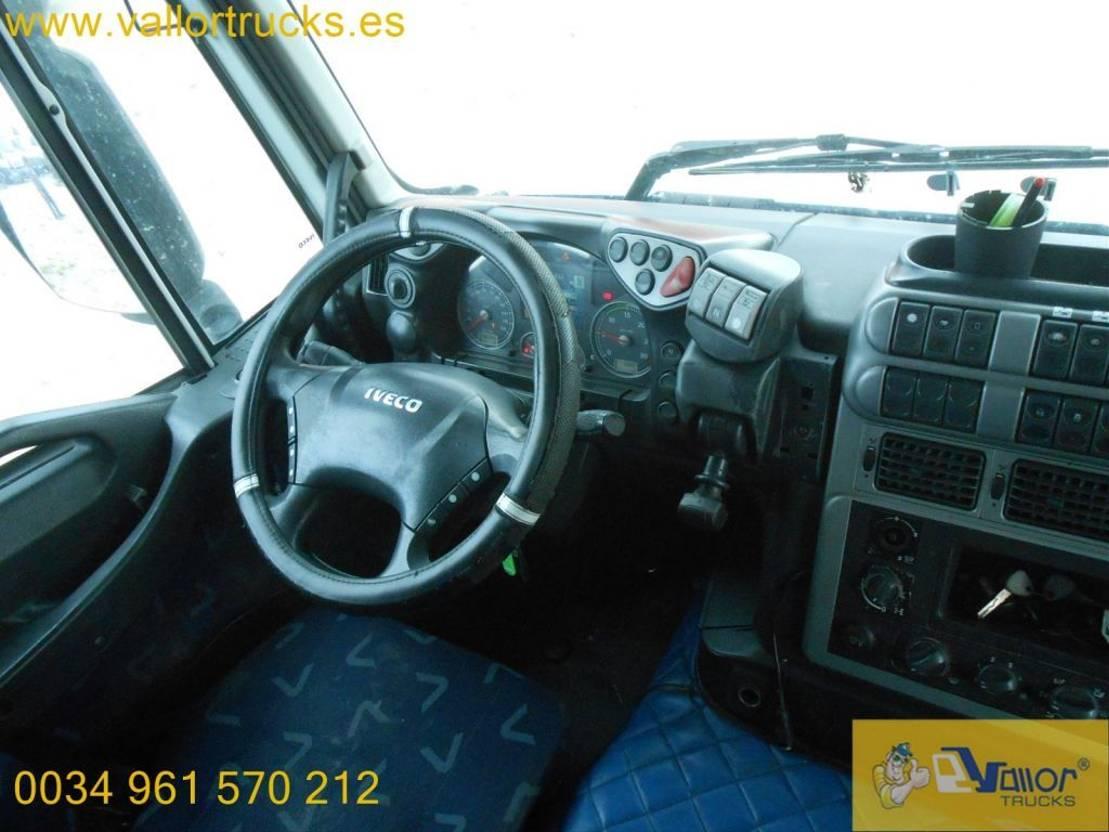 autotransporter vrachtwagen Iveco Stralis 2013