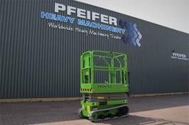 schaarhoogwerker rups Fronteq FS0507T New, CE Declaration, 6.7m Working 2021