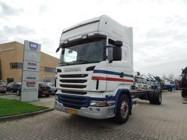 chassis cabine vrachtwagen Scania R480 TOPLINE 4X2  Retarder Chassis-cabine 2012