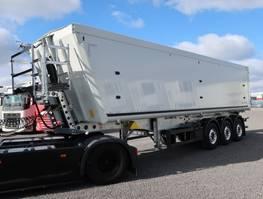 kipper oplegger Schmitz Cargobull SKI 24 50m³ SL 9.6 Pendel Liftachse Rüttler neu 2021