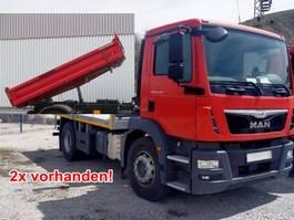 kipper vrachtwagen > 7.5 t MAN TGM 18 4x2 BB TGM 18.340 4x2 BB, ADR, 2x Vorhanden!