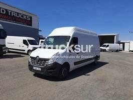 bakwagen vrachtwagen Renault MASTER 125.35 L3H3 2016